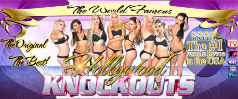 HOLLYWOOD KNOCKOUTS at Driller's Club